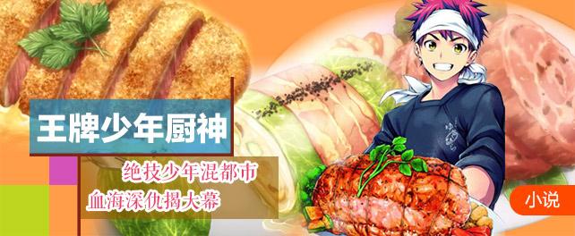 王牌少年厨神